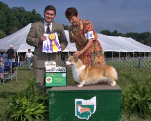 BOB - New Champion Thank you to Judge Mr. Larry Adams